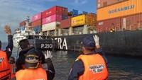 Dua Kapal Tabrakan di Perairan Bintan, Begini Penyelamatannya