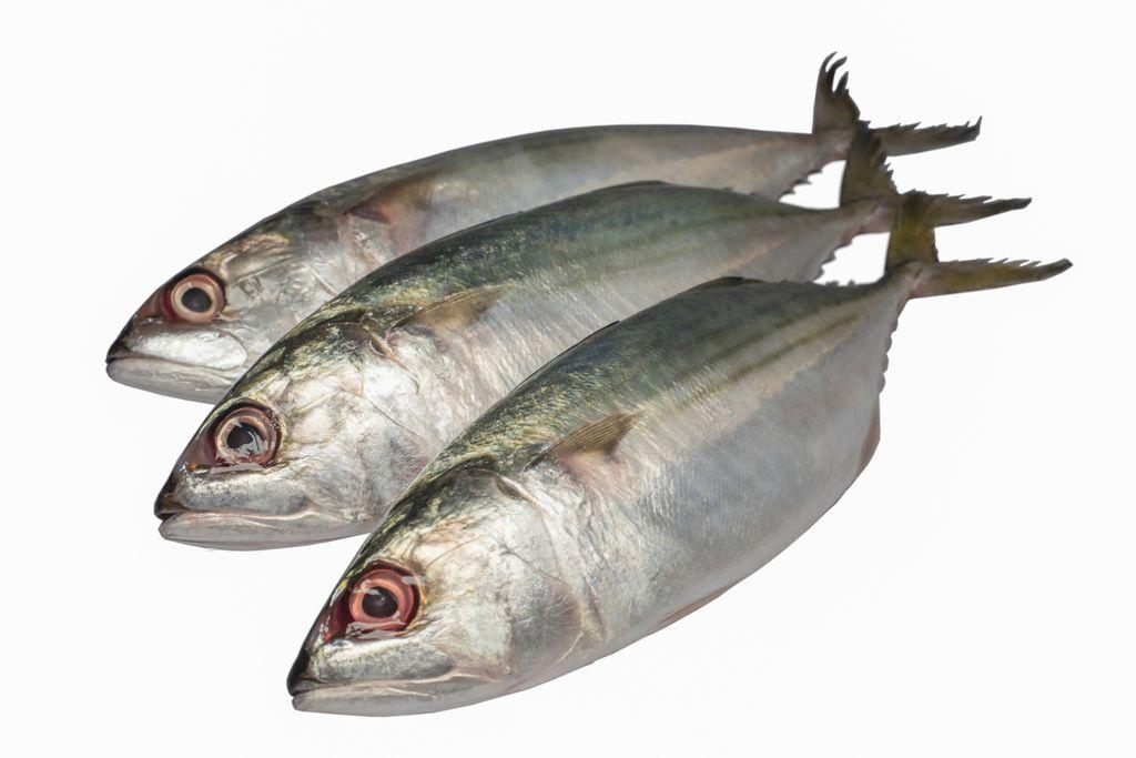 Ikan Kembung Kukus Bumbu Cabe