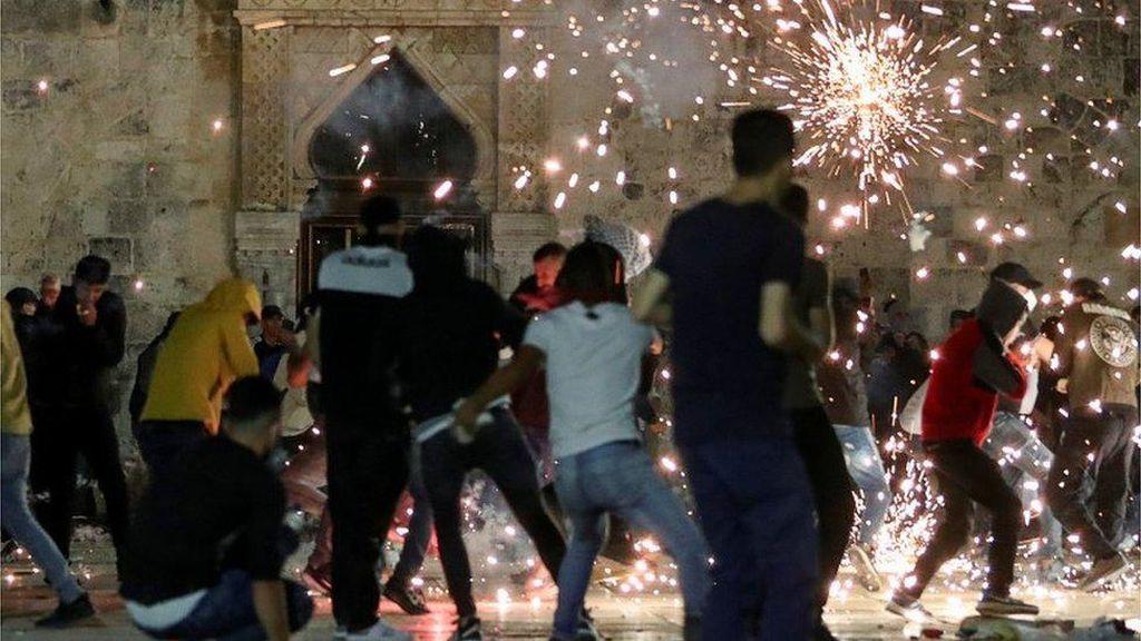 Bentrokan Israel-Palestina di Masjid Al-Aqsa, Mengapa Menyasar Sheikh Jarrah?