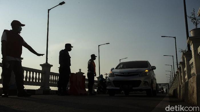 Jelang hari raya Idul Fitri pemudik mulai mencari jalur-jalur aman termasuk jalan pintas guna menghindari penyekatan.