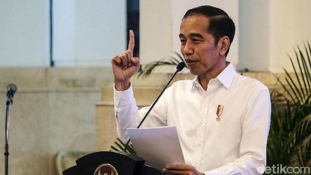 Jokowi Minta Sultan HB X Genjot Ekonomi Yogyakarta Tembus 7%