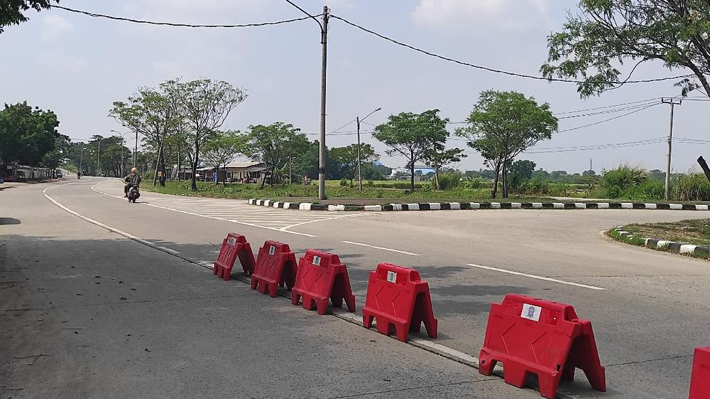 Polisi Dalami Viral Rombongan Pemotor di Karawang Lolos Penyekatan