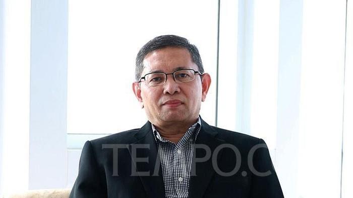 Mantan Pemimpin Redaksi (Pemred) Majalah dan Koran Tempo, Toriq Hadad