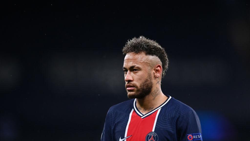 Sah! Neymar di PSG Hingga 2025