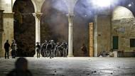 Palestina-Israel Bentrok di Al-Aqsa, India Catat 4.000 Kematian Corona Sehari