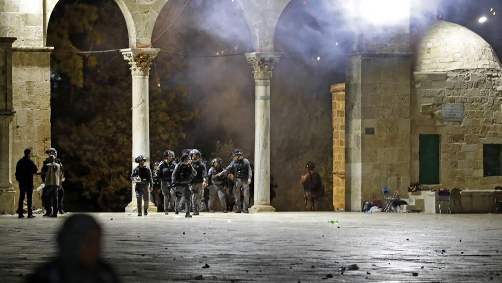Indonesia Kecam Aksi Kekerasan Israel ke Warga Palestina di Al-Aqsa