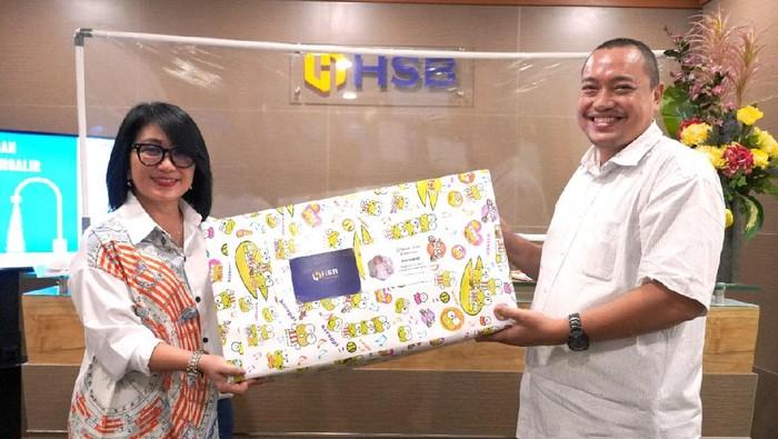 Handal Semesta Berjangka (HSB) memberikan pelayanan terbaik setiap nasabah dengan sepenuh hati.
