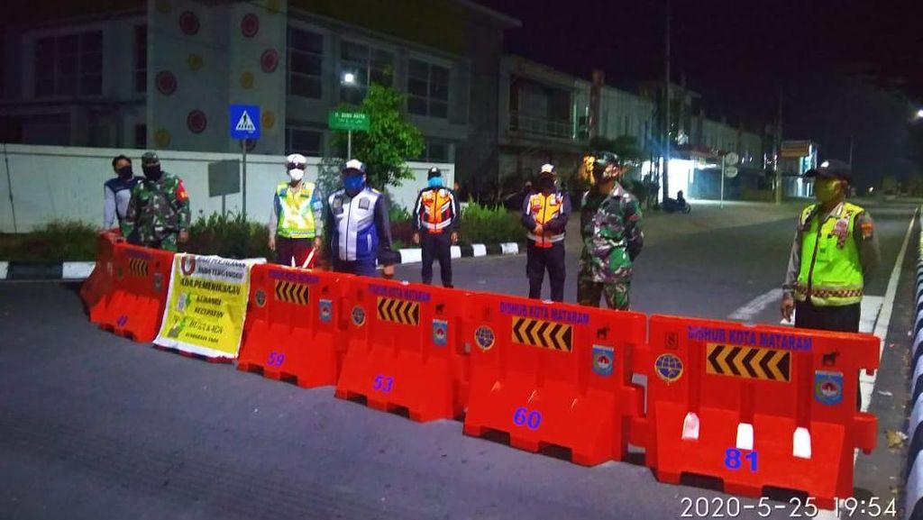 Cegah Pemudik, Polresta Mataram Siapkan Cek Poin di 3 Lokasi