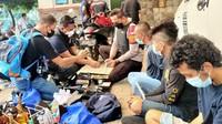 Kampung Ambon Digerebek, 50 Orang Ditangkap