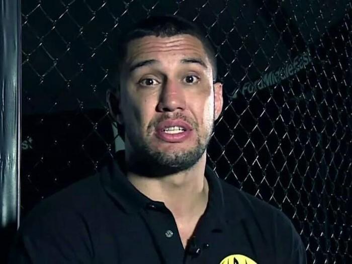 Ray Elbe, petarung MMA.