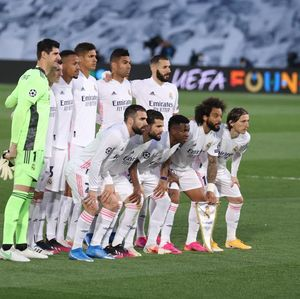 Menanti Revolusi Real Madrid