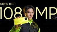 Ini Spesifikasi dan Harga Realme 8 Pro Illuminati Yellow di Indonesia