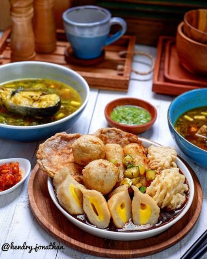 restoran khas Palembang