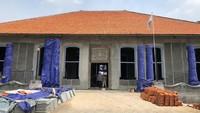 Telan Rp 10,5 M, Rumah Peninggalan Belanda di Kampus UIII Direhabilitasi