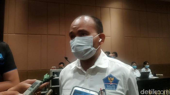Sekretaris Satgas Penanganan COVID-19 Provinsi Bali, I Made Rentin
