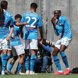 Spezia Vs Napoli: Il Partenopei Menang 4-1