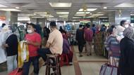 Begini Suasana Pasar Tanah Abang Sabtu Pagi