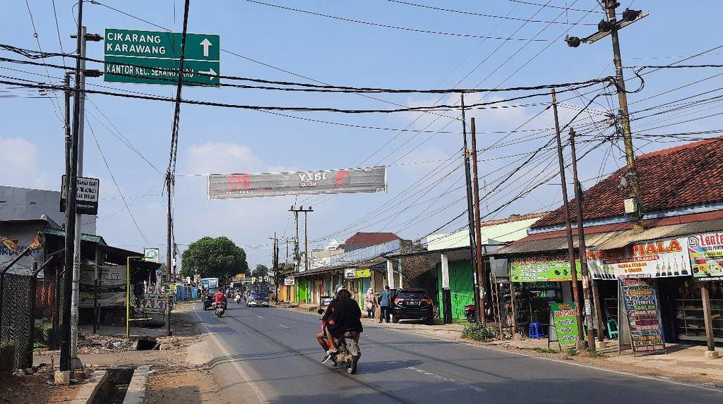 Tak Ada Penyekatan Mudik di Serang Baru Bekasi, Camat Bakal Tutup Gang
