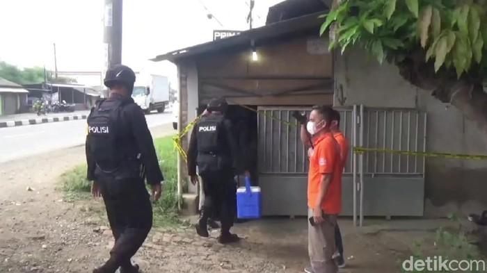 Terduga Teroris di Subang