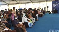 Puncak Kekesalan Satgas soal Kerumunan dalam Vaksinasi COVID-19 di Grand City