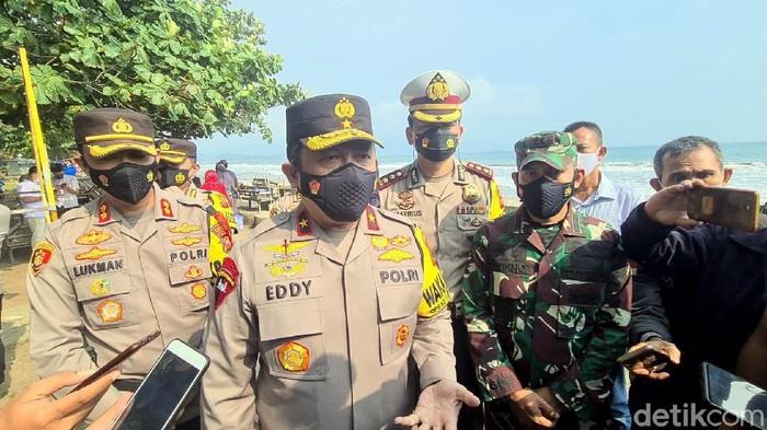 Wakapolda Jabar Brigjen Eddy Sumitro Tambunan