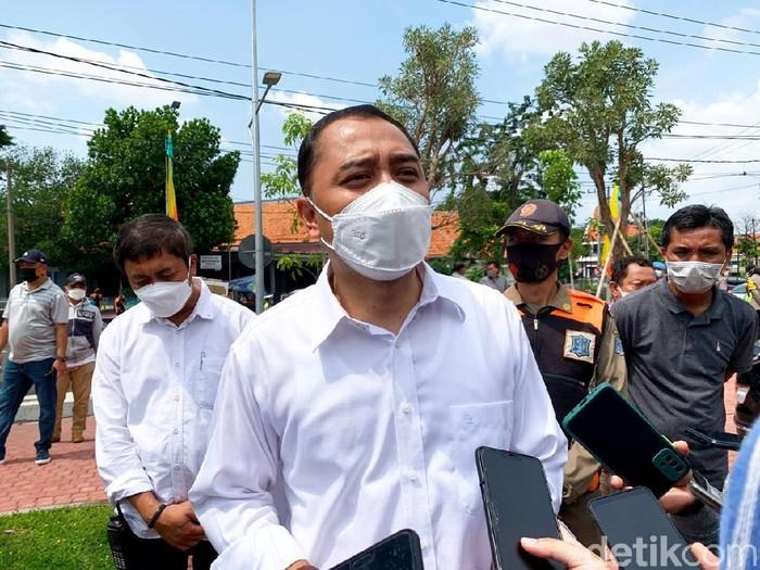 Pemerintah pusat melarang mudik lokal. Maka dari itu, Pemkot Surabaya akan mengawasi wisatawan dari kota sekitar.