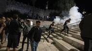AS-Uni Eropa Serukan Deeskalasi Usai Bentrokan Berdarah di Al-Aqsa