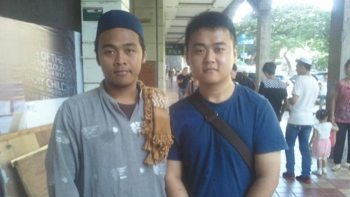 Yusuf, Muslim abangan yang belajar Islam di China