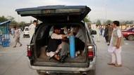 Ledakan Dekat Sekolah di Afghanistan, 30 Orang Tewas