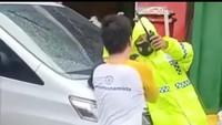Anggota DPRD F-Gerindra Penabrak Polisi Terancam Dicopot Jika Terbukti