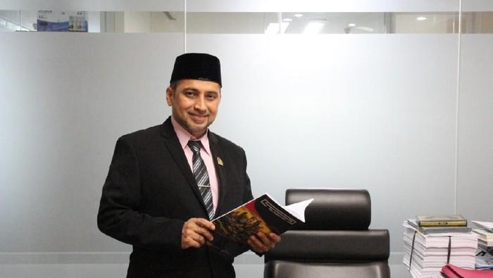 Anggota Fraksi PKS DPRD DKI Jakarta Abdul Aziz (Foto: dok Istimewa)