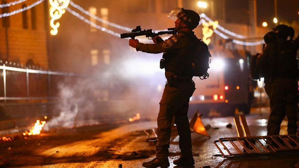 Amnesty: Israel Gunakan Kekerasan Melanggar Hukum di Yerusalem
