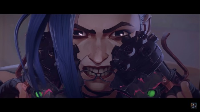 Film Animasi League of Legends Akan Segera Hadir di Netflix