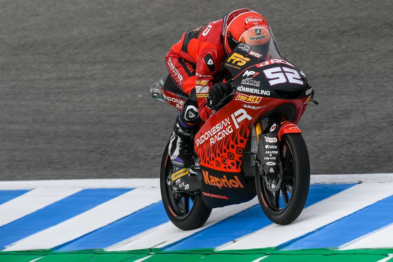 Awal Musim yang Mengejutkan untuk 'Tim Indonesia' di Moto2 dan Moto3Tim balap Indonesia Racing sudah naik podium ketika musim Moto2 dan Moto3 2021 baru berjalan empat seri. Pencapaian ini terbilang mengejutkan.