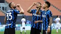 Kegagalan di Liga Champions Bikin Inter Makin Ngotot Kejar Scudetto