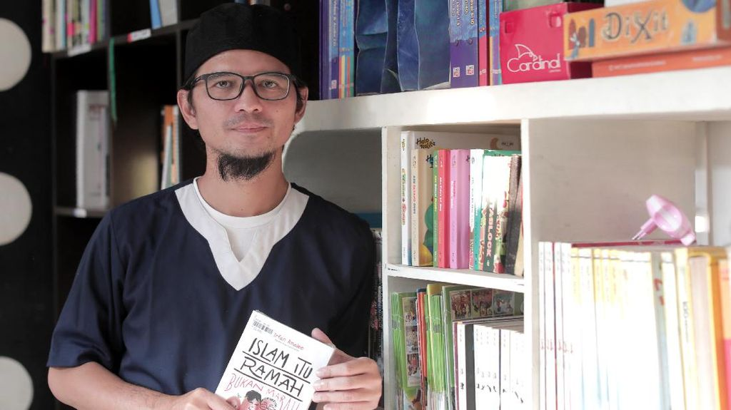 Sosok Irfan Amalee, Tragedi Mei 1998 dan Kelahiran Peace Generation