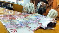 Permintaan Uang Tunai Meningkat Jelang Lebaran