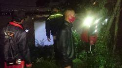 Longsor di Bandung Barat, Seorang Pria Tewas Tertimbun