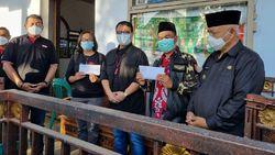 Tinjau Wilayah Gempa Malang, Ahmad Basarah Sambangi Masjid & Gereja