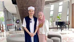 Beredar Isu Larissa Chou Ditekan karena Gugat Cerai Anak Arifin Ilham
