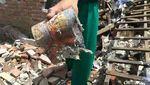 Ngeri! Rumah di Pasuruan Ambruk Gegara Ledakan Petasan