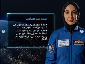 8 Fakta Nora al-Matrooshi, Astronot Wanita Arab Pertama