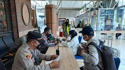 Polda NTB Perketat Keluar-Masuk Penumpang Bandara Lombok