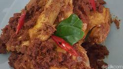 Resep Rendang Ayam Padang Praktis Cukup 30 Menit