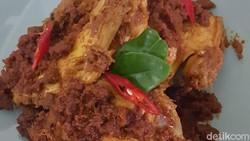 Menu Harian Ramadhan ke-30: Gurihnya Gulai Nangka dan Rendang Ayam untuk Lebaran