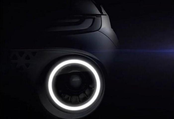 Teaser Hyundai AX1