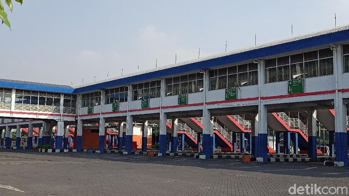 terminal bungurasih sepi
