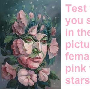 Tes Kepribadian: Gambar Wanita atau Bintang yang Pertama Kali Kamu Lihat?