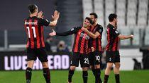 Juventus Vs Milan: Motivasi Ibrahimovic Bakar Semangat Rossoneri