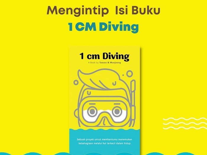 1cm Diving